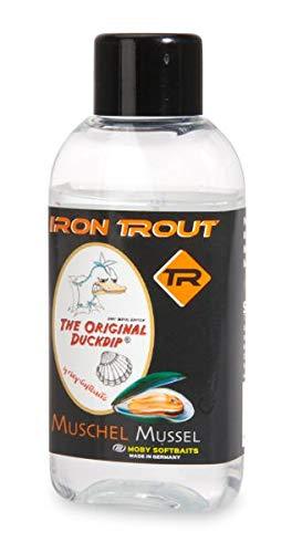 Sänger Top Tackle Systems Iron Trout Duckdip (Dip für Forellenköder Duckfoot/Ducktail), Geschmacksrichtung:Muschel