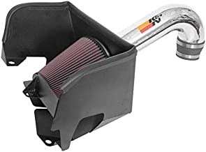 K&N Cold Air Intake Kit: High Performance, Guaranteed to Increase Horsepower: 2019-2020 RAM/DODGE (1500) 77-1578KP