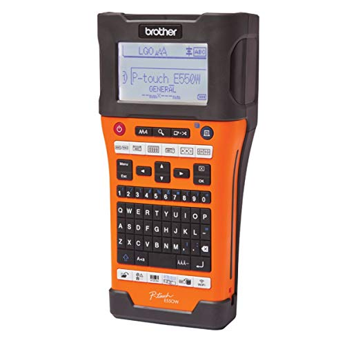 Rotulador Eletrônico Wireless Brother PT-E550WVP