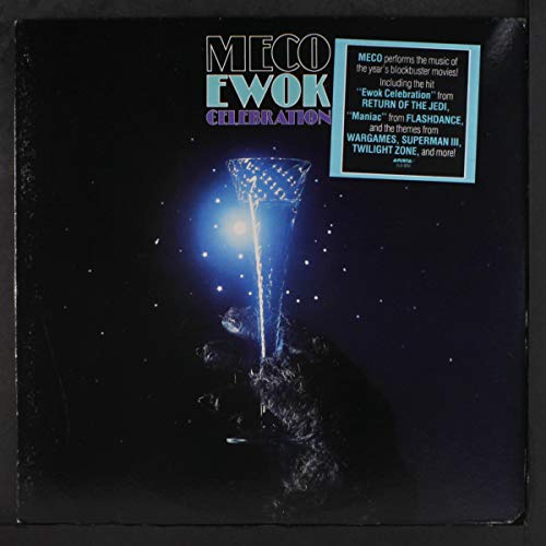 ewok celebration LP