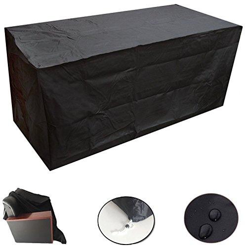Unbelier Housse de protection imperméable pour meubles de jardin, table, chaise, canapé