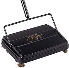 Fuller Brush 17027 Carpet & Floor Sweeper- Mini Stick Cleaner For Hardwood Surfaces, Wood Floors, Laminate, Tile- Small & Portable For The Home Or Office - Cleans Dust Pet Hair- Electrostatic & Silent