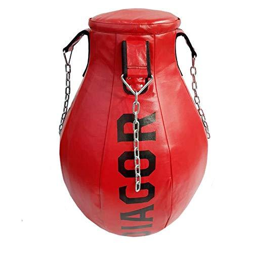 Diagor Olympic Uppercut - Saco de boxeo pesado (49 kg, MMA, Muay Thai, entrenamiento)