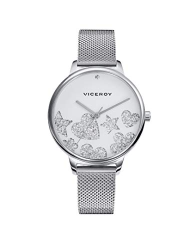 VICEROY - Reloj Acero Brazalete Sra Va - 461142-00