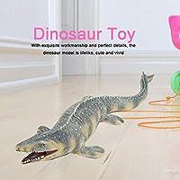 無臭の恐竜モデルおもちゃの恐竜モデルリアルなモササウルス素晴らしい装飾