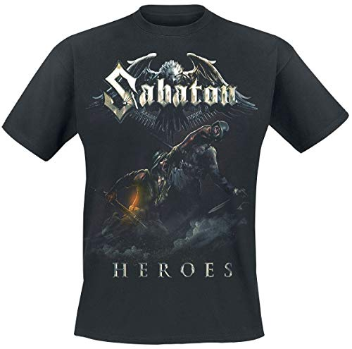 Sabaton Heroes - Soldier T-shirt noir M