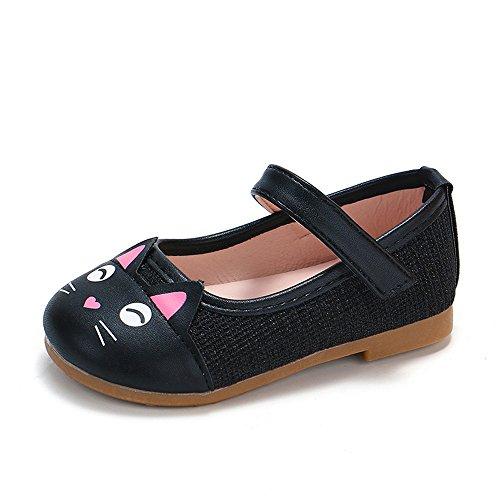 Fannyfuny_Zapatos de Bebé Niño Niña Zapatos de Vestir Sandalias de Verano Zapatillas para Bebe Niño Niña Merceditas Zapatos Niño Princesa Zapato Elegantes de Princesa Color sólido Calzado Bonitos
