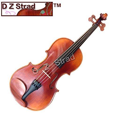 1/8 de estilo antiguo de violín de abierto de tono claro beiio ---D Z Strad #N365