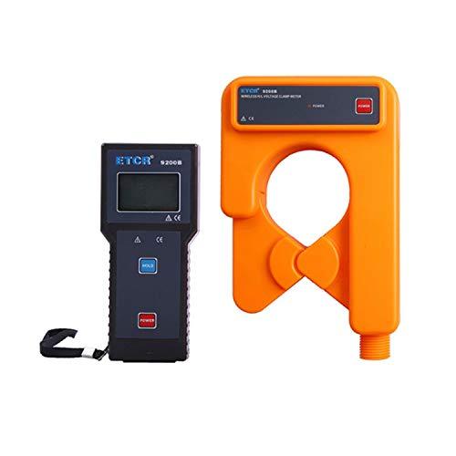 CLJ-LJ Portátil Científico Inalámbrico H/L Voltaje Abrazadera Medidor de corriente de fuga de alto voltaje Medidor de corriente alterna detector ETCR9200B