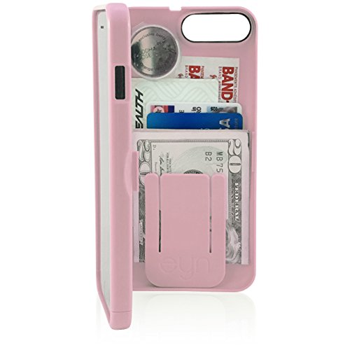 EYN Products Wallet Case for Apple iPhone 7 - Pale Dogwood