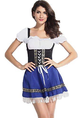 - Oktoberfest Damen Kostüm Uk
