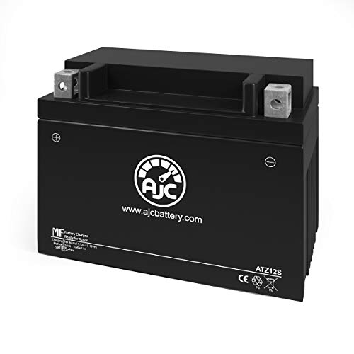 Yuasa YTZ12S Powersports Replacement Battery - This is an AJC Brand Replacement