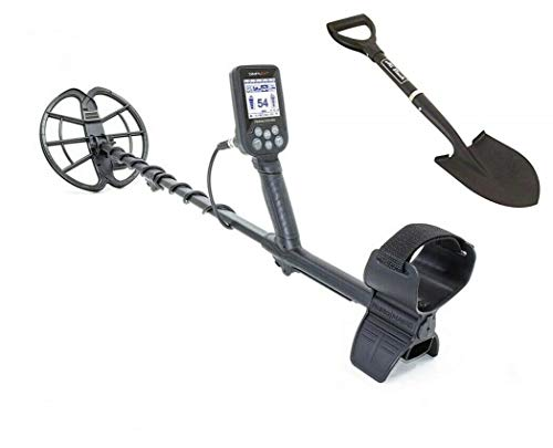 Nokta Makro Metal Detector Simplex Plus Pala Scavo Facile 11″ DD Acqua 3M
