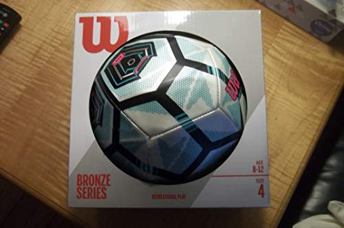 American Wilson Bronze Series Soccer Ball - Size 4 - Ages...