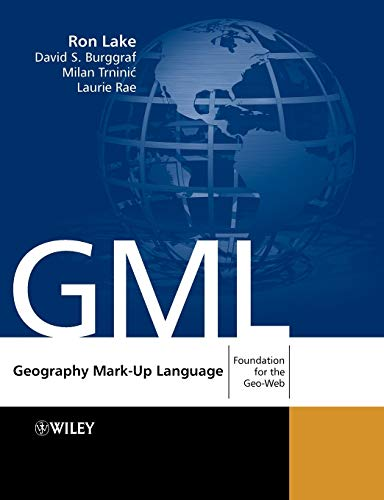 Geography Mark-Up Language (GML): Foundation for the Geo–Web