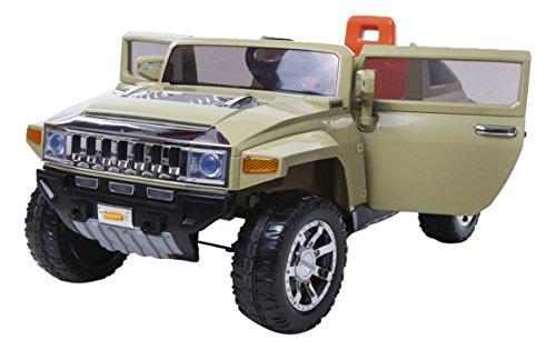 F Style Electric - Vo33hx18army - Véhicule Électrique pour Enfant - Hummer - Hx Licence