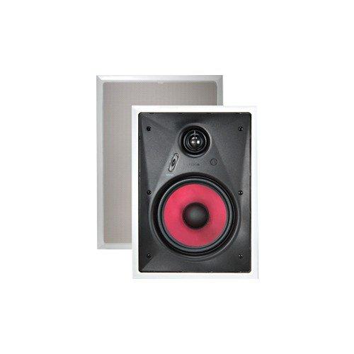 Buy NXG Technology NX-W6.2-P Pro 6.5 120-Watt In-Wall Speakers With Pivoting Tweeter