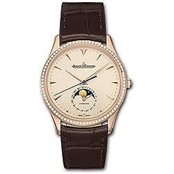 Ultra Thin Automatic Diamond Rose Gold Watch Q1362501