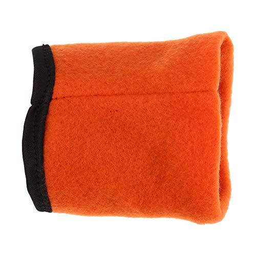 BYARSS Outdoor Sport Laufen Jogging Training Gym Handgelenk Band Beutel Armband Brieftasche Orange