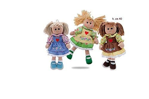 bambola camilla Bambola Camilla Stoffa 63008