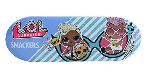 L.O.L. Surprise Lip Beauty Tin - Set de Maquillaje para Niñas - Lata Moderna y Colorida con Maquillaje para Niñas y Accesorios - Regalo para Niñas