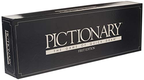 Pictionary The Game of Quick Draw by Pictionary