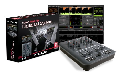 M-Audio Torq MixLab Digital DJ-System