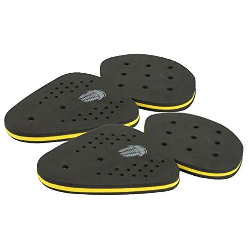 Trilobite kniebeschermers dames kniebeschermers retrofit set accessoires jeans protector bescherming, 39005043