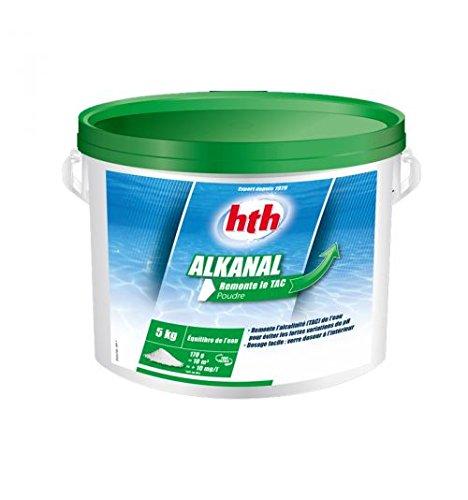 Hth - Correcteur TAC alcalinité Piscine- 5kg