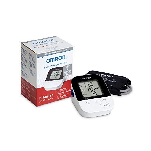 Omron 5 Series Wireless Upper Arm - Best Home Blood Pressure Monitor
