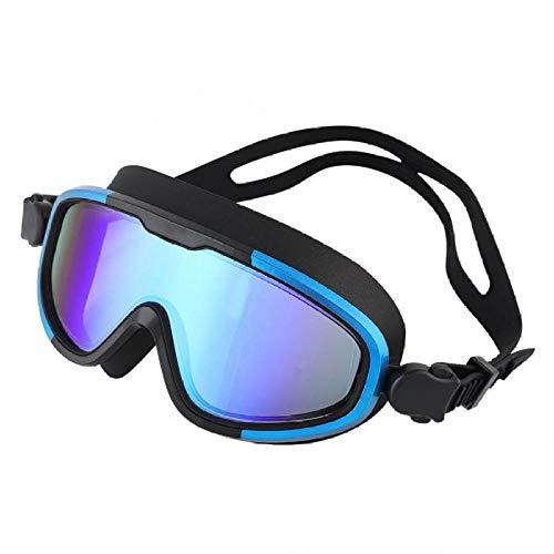anruo zwembril UV bescherming 180 graden breed zicht snorkelen bril duikbril zwembril brillen brillen
