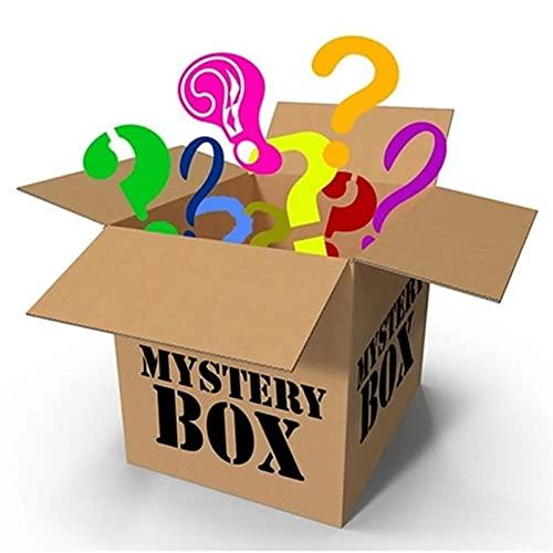 WCCCY Boîte de mystère électronique, NOUVEAUTY Box Box NUMÉRIQUE Digital Case RÉALISATION Alimentaire Il y a Une Chance d'ouvrir Le téléphone, l'écouteur, la Montre, etc.