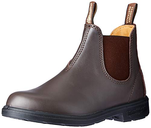 Blundstone Unisex-Kinder Classic Premium Klassische Stiefel , Braun (Brown Brown) , 33 EU (1 Child UK)
