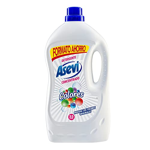 Detergente Asevi 23673 Colores 53 dosis