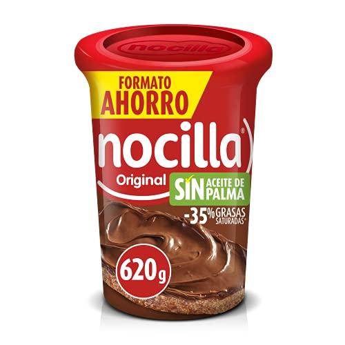 Nocilla Original-Sin Aceite de Palma: Crema de Cacao-620g
