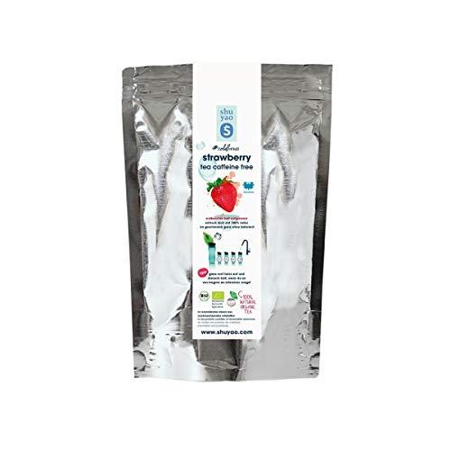 Shuyao Teekultur Coldbrew Eistee Erdbeere 100g