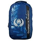 Olympique de Marseille Sac à Dos Mixte Enfant, Bleu