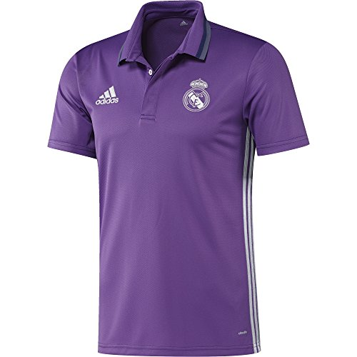 adidas Real Madrid CF Cl Polo, Hombre