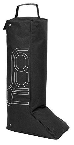 Nico Pferdesport Reitsport Boot Bag Stiefeltasche größe L BRAUN Reitstiefel Sport Freizeit Schule Bag Day pac Fa. Bowatex