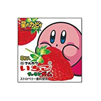 マルカワ マーブルガム 18個入り  (星のカービィ(いちご味), 6BOX)