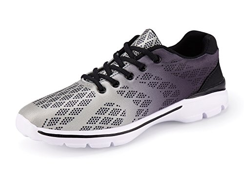 Caitin Mens Casual Walking Shoes Lightweight Breathable Running Tennis Sneakers
