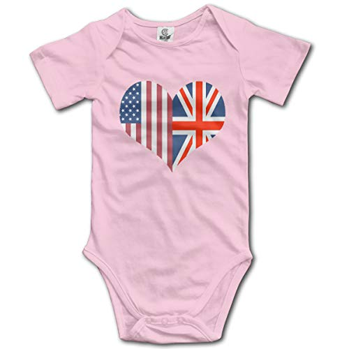 british flag adult onesie - 1