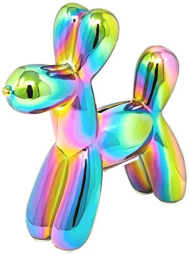 escultura perro globo fabricante Interior Illusions Plus