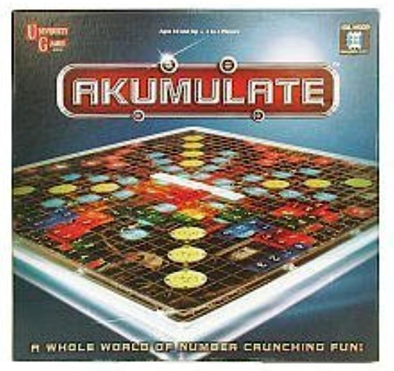 Akumulate Game by University Games