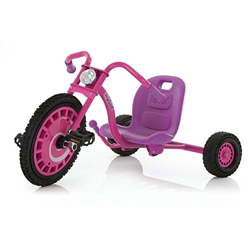 Hauck T92005 Typhoon, Trike/ Dreirad-Chopper, pink purple