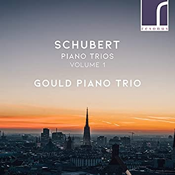 Schubert: Piano Trios, Volume 1