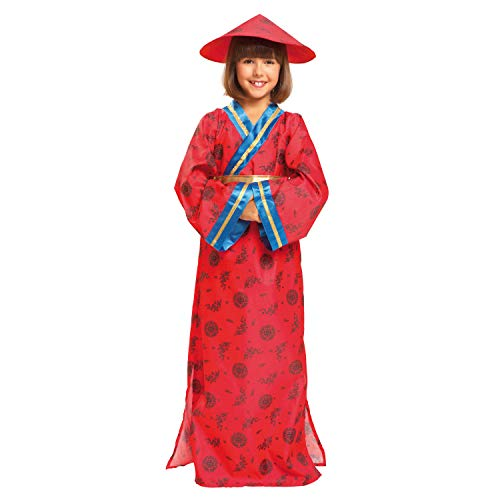 My Other Me - Disfraz de China, talla 5-6 años (Viving Costumes MOM01035)
