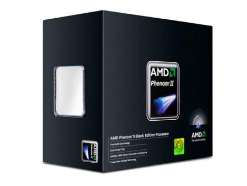 AMD Phenom II X4 910E Deneb 2.6 GHz 4x512 KB L2 Cache Socket AM3 65W Quad-Core Processor - Retail HD910EOCGMBOX