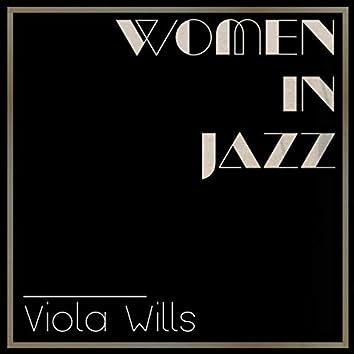 Women in Jazz: Viola Wills