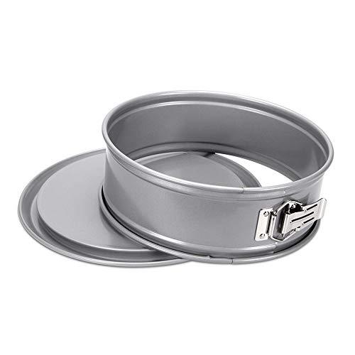 Städter 661318 we love baking Backform, Metall, Silber